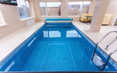 Mantenimiento de piscina de uso colectivo